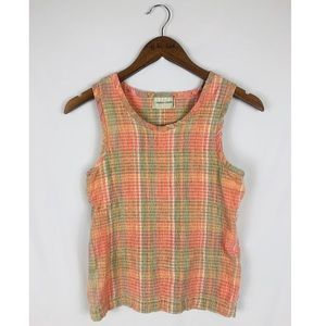 Cinched Fall Combo Tank